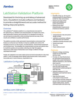 LabStation Validation Product Brief