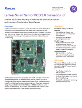 LSS POD 2.0 Evaluation Kit brief