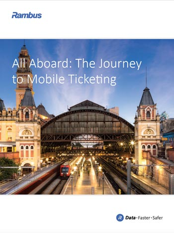 All Aboard: The Journey to Mobile Ticketing